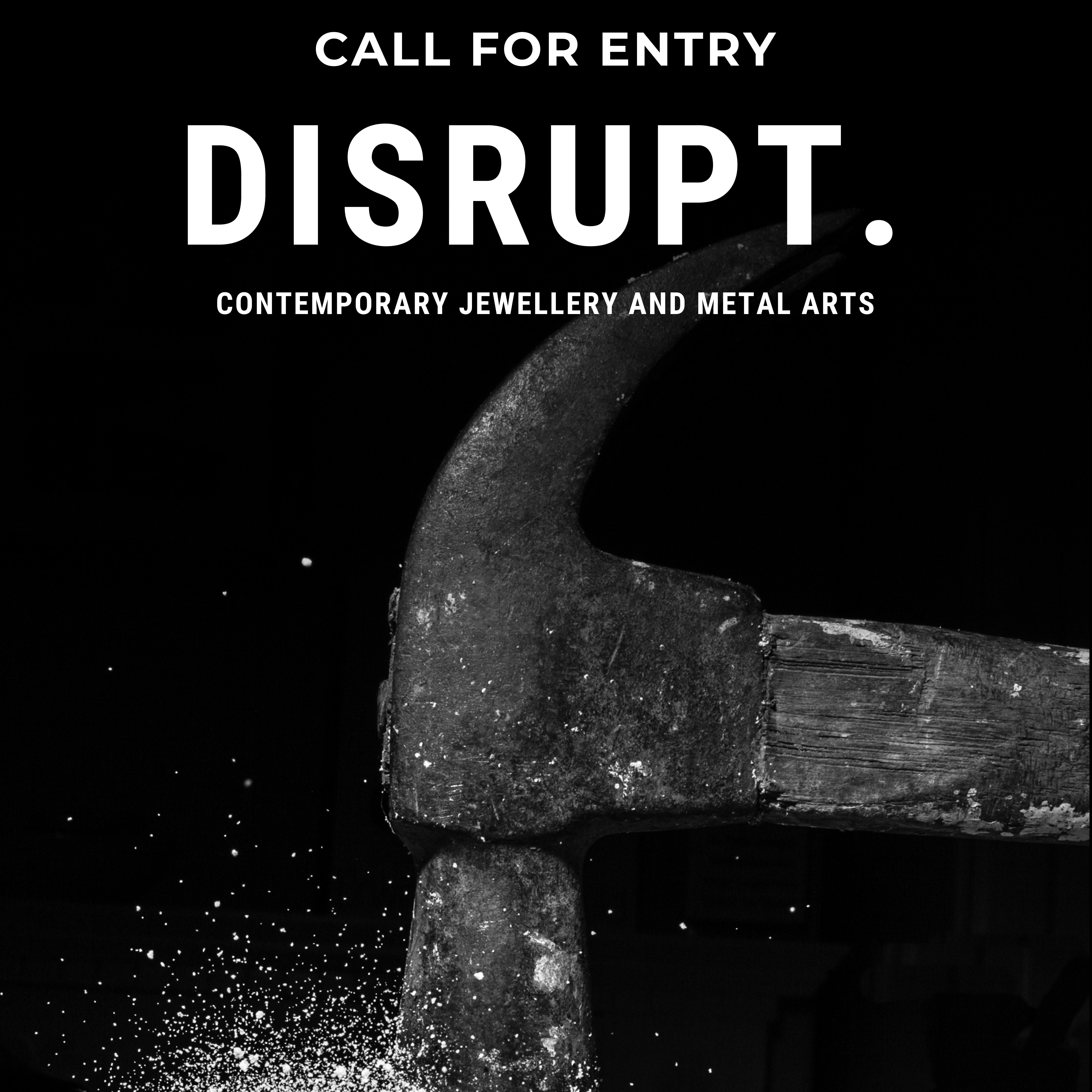 DISRUPT. call for entry